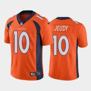Broncos Jerry Jeudy Orange Jersey